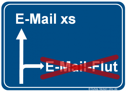 E-Mail xs (c) Sylvia Nickel