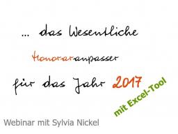 Preisanpasser (c) Sylvia Nickel