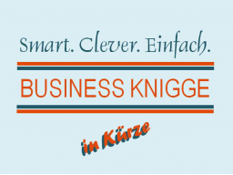 Smart Business Knigge © Sylvia NiCKEL