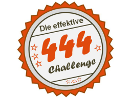 444-Challenge | fit & produktiv in 4 Wochen © Sylvia NiCKEL