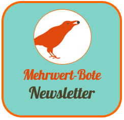 News to Use »Mehrwert-Bote« © Sylvia NiCKEL