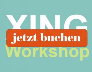 XING-Workshop jetzt buchen © Sylvia NiCKEL